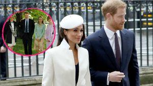Vereint: Dianas Geschwister bei Harry und Meghans Hochzeit!