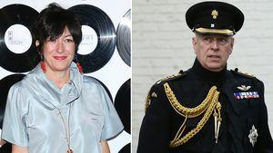 Angst vor Haft: Verpfeift Ghislaine Maxwell Prinz Andrew?