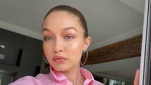 Hat Model Gigi Hadid Angst vor den Schwangerschafts-Kilos?