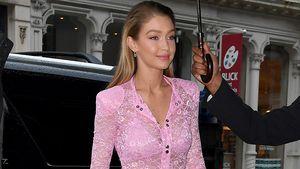 Ganz in Pink: Gigi Hadid macht sogar den Barbie-Look cool!