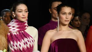 Catwalk-Queens: Gigi & Bella Hadid rocken NY Fashion Week