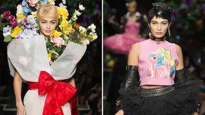 Gigi & Bella Hadid: Auf Fashion Week kaum wiederzuerkennen!