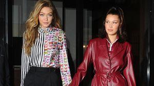 Mit nacktem Doppel-Shoot: Gigi & Bella Hadid schocken Fans!