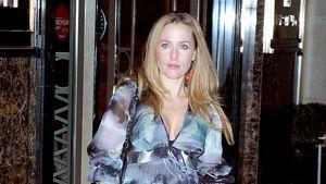 Gillian Anderson: Ein Outfit für die X-Akten?