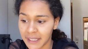 Tränenflut: GNTM-Lijana bricht im Interview zusammen