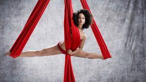 Got to Dance: Palinas Schützling Ate trainiert splitternackt
