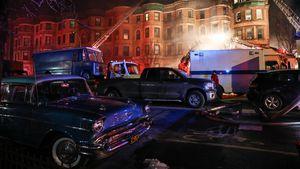 Tod am Bruce-Willis-Filmset: Feuerwehrmann verbrannt!