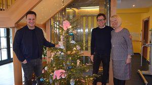 Besinnlich zu Weihnachten: Guido Maria besucht Kinderhospiz