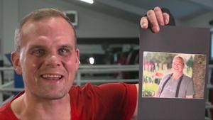 """""""Mein Idol"""": Ex-Kandidat Gunther Fan von Rüpel-Bauer Sven"""