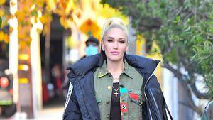 Top oder Flop? Gwen Stefani im bunten Zwiebel-Look unterwegs