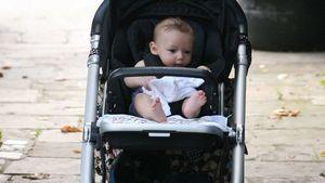 Niedlicher Fratz: Gwen Stefanis Baby ganz relaxt