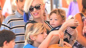 Kürbisfest mit den Kids: Gwen Stefanis süße Liebes-Ablenkung