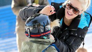 Abgefahren: Gwen Stefanis Racker im Skisport-Modus