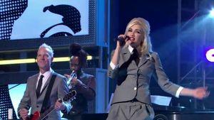 Gwen Stefani heizt den Obamas und McCartney ein