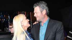 Gwen Stefani und Blake Shelton bei den People's Choice Awards 2017 in Los Angeles