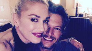 Gwen Stefani und Blake Shelton im Mai 2016