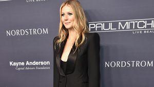 Mit wem flirtet Gwyneth Paltrow denn hier?