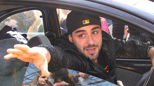Tränen in den Augen: Hamed verlässt DSDS-Villa