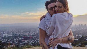 Ganz offiziell: Brooklyn Beckham zeigt neue Freundin im Netz
