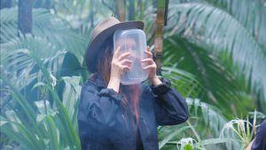 TV-Maklerin Hanka Rackwitz im Dschungel-Camp 2017
