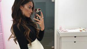 Schwangerschaft-Kilos: So viel hat Hanna Weig zugenommen!