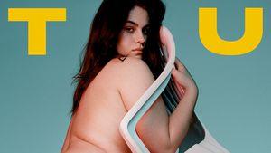 """Curvy Supermodel""-Hanna: Nackt auf dem Magazin-Cover!"