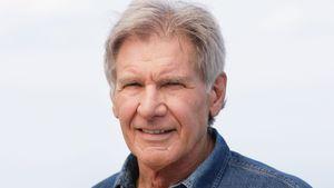 Topfit mit 76: Hier sportelt Hollywood-Legende Harrison Ford