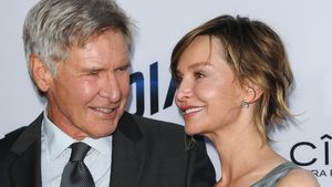 Harrison Ford und Calista Flockhart