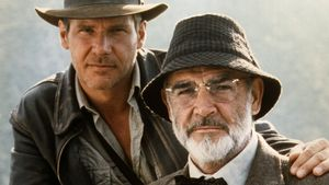 "Harrison Ford trauert um ""Indiana Jones""-Vater Sean Connery"