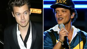Harry Styles und Bruno Mars