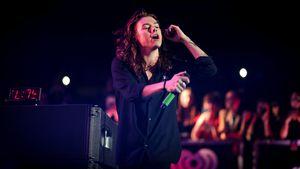 Harry Styles während eines Auftritts 2015
