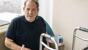 Wieder im Knast: Harvey Weinstein zurück aus dem Krankenhaus
