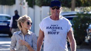 Nach Heirat: David Hasselhoff genießt Urlaub mit Frau Hayley