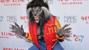 """Ist das """"Thriller""""-Kostüm Heidi Klums bester Halloween-Look?"""