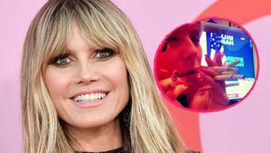 Zigaretten-Rausch: Heidi Klum nervös wegen US-Wahlergebnis!