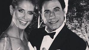Heidi Klum und John Travolta