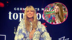 Heidi Klum verrät: Das unterscheidet Leni von den GNTM-Girls