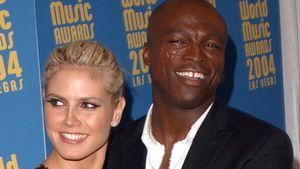 Von Heidi Klums Hochzeit mit Seal existieren keine Fotos!