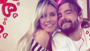 So verbrachten Heidi Klum und Tom Kaulitz ihren Jahrestag!