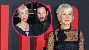 Ups! Fans hielten Keanu Reeves' Freundin für Helen Mirren