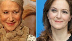 Helen Mirren findet Martina Gedeck wunderbar!
