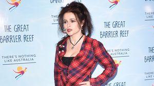 Paradies-Vogel Helena Bonham Carter mag es bunt