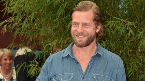 Henning Baum bei einem Filmfestival 2016 in München