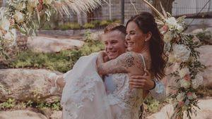 Denise und Henning Merten wünschen sich eine zweite Hochzeit