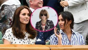Vogue-Chefin wünschte sich Kate & Meghan auf der Met Gala