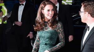 Herzogin Kate auf dem Weg zur The Portrait Gala in London