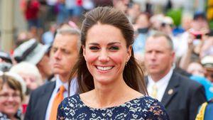 Herzogin Kates Lieblingsdesigner wurde von der Queen geehrt