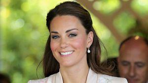 Selten: Herzogin Kate zeigt sich mit neuem Ring am Finger