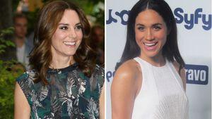 Der Royal-Vergleich: Herzogin Kate vs. Meghan Markle