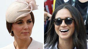 Schwangere Herzogin Kate: Ist sie sauer auf Meghan Markle?